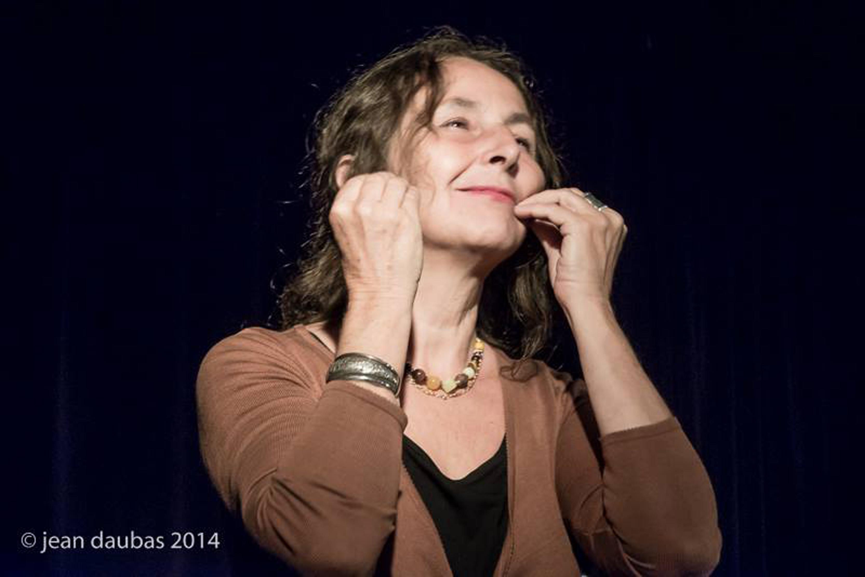 Brigitte Baumié © J. Daubas